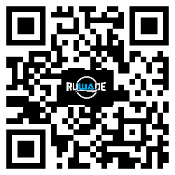 南京 RUWADE スポーツ QR コード